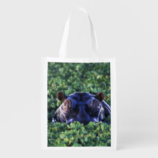 Kenya, Masai Mara National Reserve. Reusable Grocery Bag