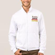 Kenya Men American Apparel Hakunamatata California Jacket