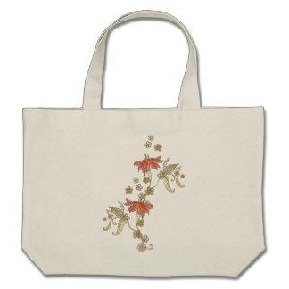 Kenya Mothers Flowers Grocery Tote Bag Tote Bags