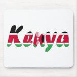 Kenya Mouse Pad