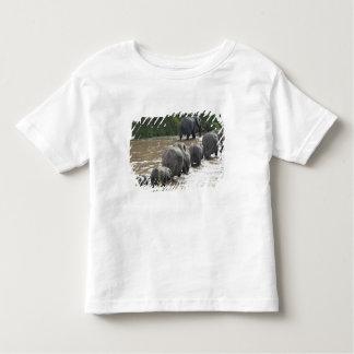 Kenya, No Water No Life Mara River Expedition, 2 Toddler T-shirt
