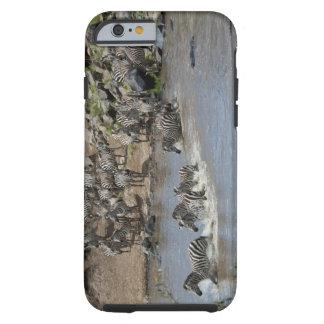 Kenya, No Water No Life Mara River Expedition, 3 Tough iPhone 6 Case