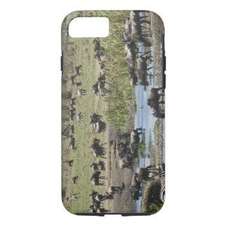 Kenya, No Water No Life Mara River Expedition, 4 iPhone 7 Case