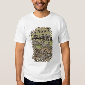 Kenya, No Water No Life Mara River Expedition, 5 T-Shirt