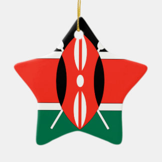 Kenya Christmas Tree Ornaments