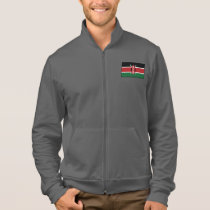 Kenya Plain Flag Jacket