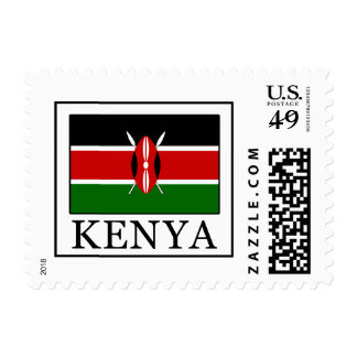 Kenya Postage
