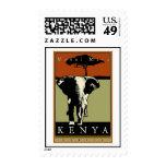 Kenya Postage Stamps