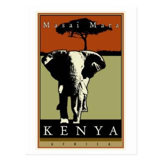Kenya Postcard