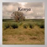 Kenya Posters