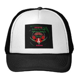 Kenya Raha Hakuna Matata.jpg Trucker Hat