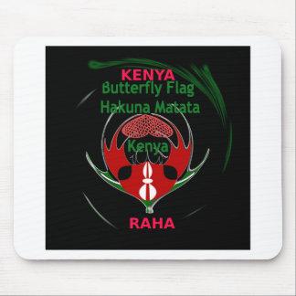 Kenya Raha Hakuna Matata Mouse Pad