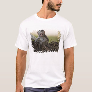 Kenya, Samburu Game Reserve. Vervet Monkey T-Shirt