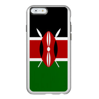 Kenya Silver iPhone Case