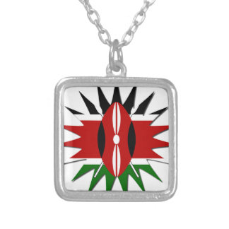 Kenya Silver Plated Necklace