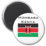 Kenya T-Shirt (Customized) Refrigerator Magnets