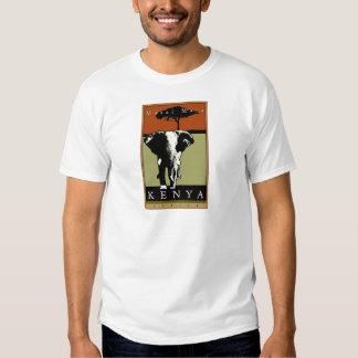 Kenya Tee Shirt
