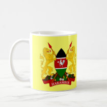KENYA - Traditional Coffee Mug