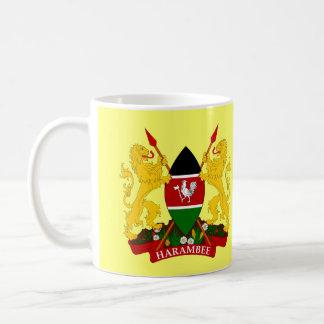 KENYA - Traditional Coffee Mug