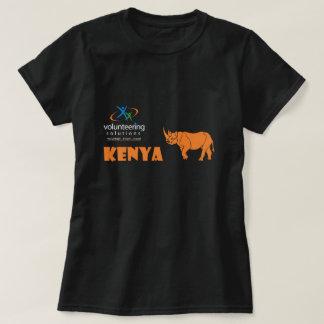 Kenya Volunteer T-shirt - Volunteering Solutions