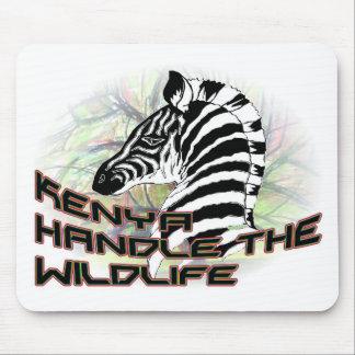 Kenya Wildlife2 Mouse Pad