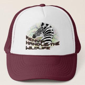 Kenya Wildlife2 Trucker Hat