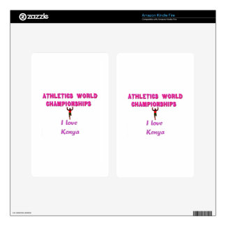 Kenya World's Athletic Champions.png Decals For Kindle Fire