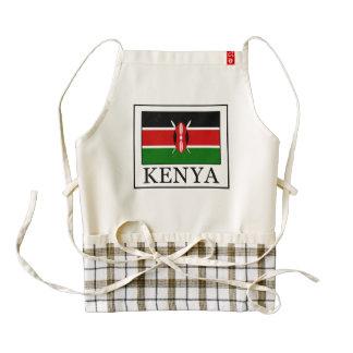 Kenya Zazzle HEART Apron