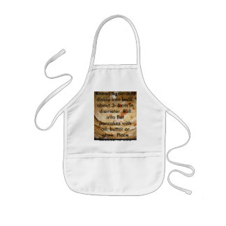 kenyan_chapati1, Chapatis are normally used to ... Kids' Apron