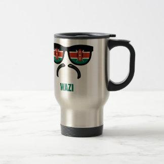 Kenyan IM Tazas