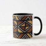 Kenyan Mud Cloth Pattern #2 Mug