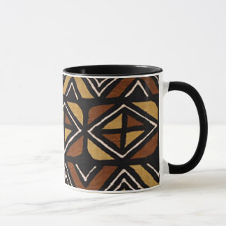 Kenyan Mud Cloth Pattern #2 Mug