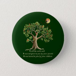 Kenyan Nature Proverb Button