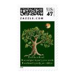Kenyan Nature Proverb Postage Stamp