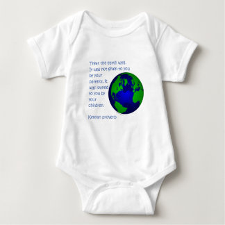Kenyan proverb Earth Day t-shirts and gifts.