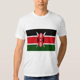 Kenya's Flag T Shirt