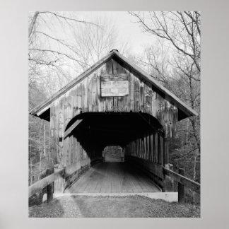 Kenyon Bridge Poster