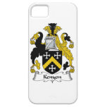 Kenyon Family Crest iPhone 5 Covers