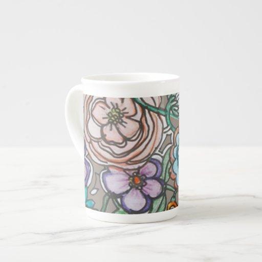 Kenzie Bone China Mug Tea Cup