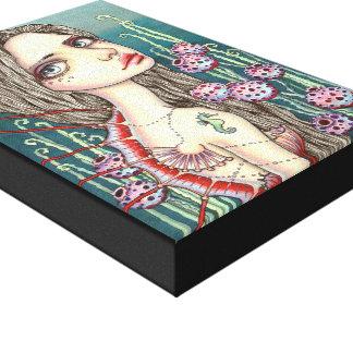 Kenzo Gallery Wrap Canvas