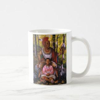 Keokuk and Moses Coffee Mug