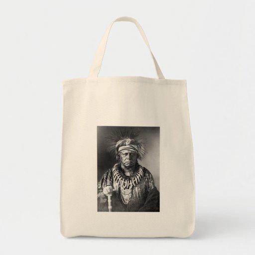 Keokuk ~ Sauk Chief 1847 Bag