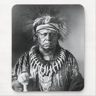 Keokuk ~ Sauk Chief 1847 Mousepad