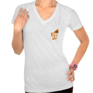 Kep 100 Women's Sport-Tek V-Neck T-Shirt Pocket