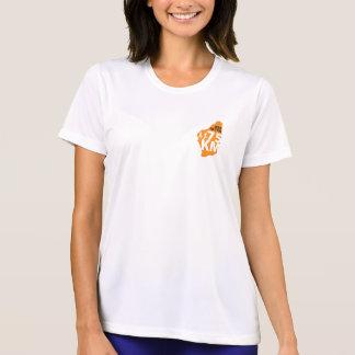 Kep 75 Ladies Micro-Fiber T-Shirt Pocket