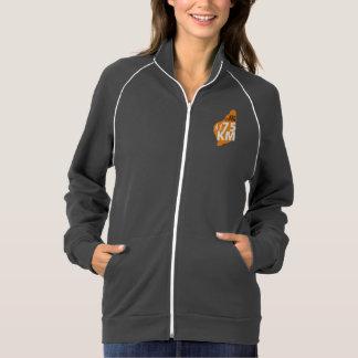 Kep 75 Women's California Fleece Track Jacket