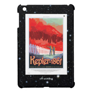 Kepler 186f Where the Grass is Alway Red vacation iPad Mini Cases