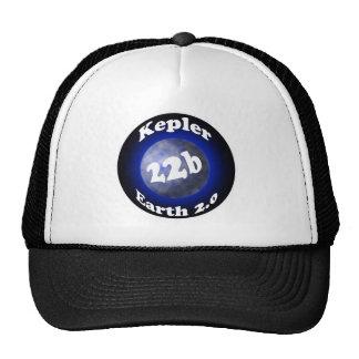 Kepler 22b trucker hat