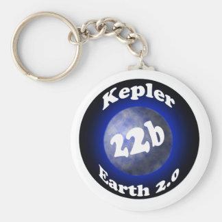 Kepler 22b key chain