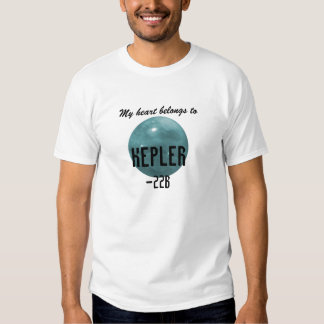 Kepler-22b Planet - shirt